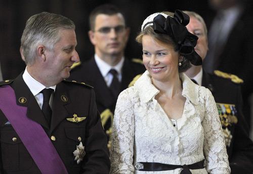 De stijl van prinses Mathilde