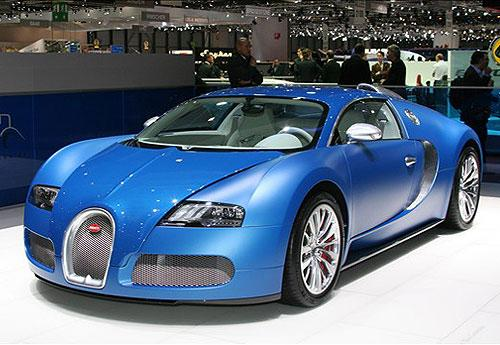 bugatti veyron bleu centenaire les plus belles voitures de 2009. Black Bedroom Furniture Sets. Home Design Ideas