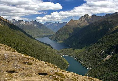 Milford Track (Nieuw-Zeeland)