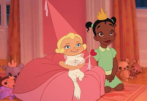 Charlotte la princesse et la grenouille le nouveau disney - La princesse et la grnouille ...