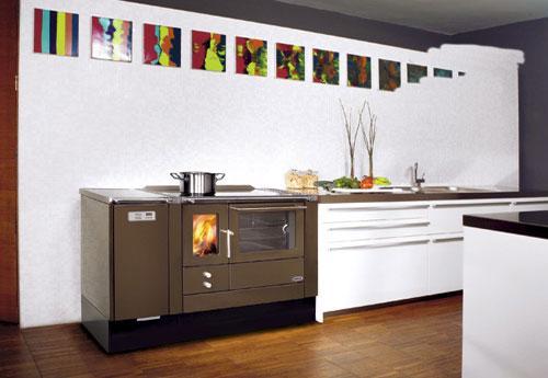 cuisine au feu de bois les nouveaut s pour la cuisine et la salle de bains. Black Bedroom Furniture Sets. Home Design Ideas