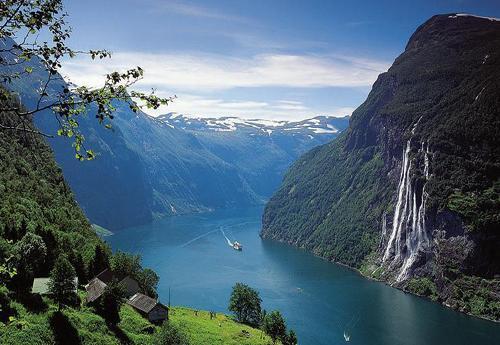 Van de fjorden tot de Noordkaap: Noorwegen van zuid naar noord