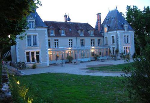 Een kasteel in Frankrijk