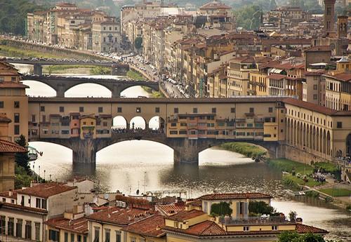 Ponte Vecchio Florence Italie Les 10 Plus Beaux Ponts