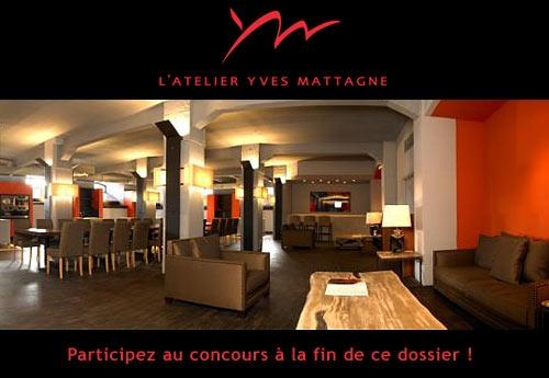 Gagnez un cours de cuisine l 39 atelier yves mattagne for Atelier cuisine bruxelles