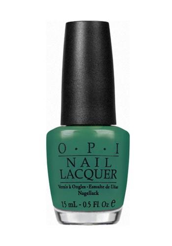 Le vert Jade de OPI