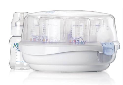 Fles steriliseren