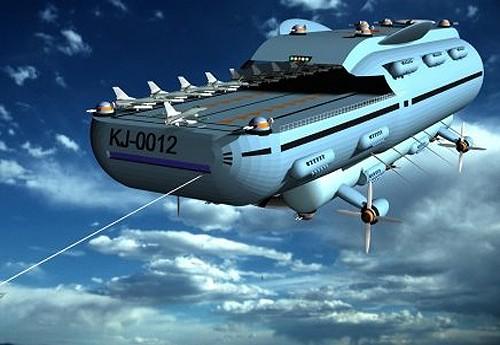 Le porte avions volant armes de guerre tranges retour sur la seconde guerre mondiale - Deuxieme porte avion francais ...