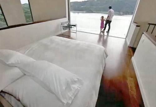 La chambre à coucher  L'idylle de Robert Pattinson et