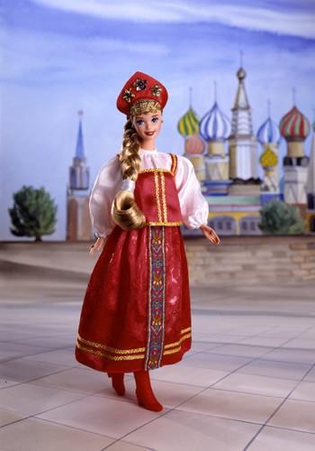 Les finalistes du concours de beaut Miss Radio Russe