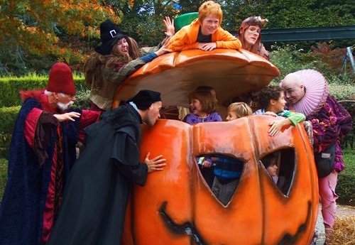 Bobbejaanland Halloween.Halloween Holidays A Bobbejaanland Les Sorties Halloween