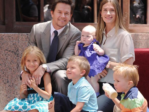 Mark Wahlberg en Grace... Sandra Bullock Kids