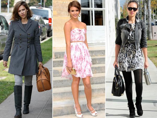 Le Style De Jessica Alba Le Style De Jessica Alba