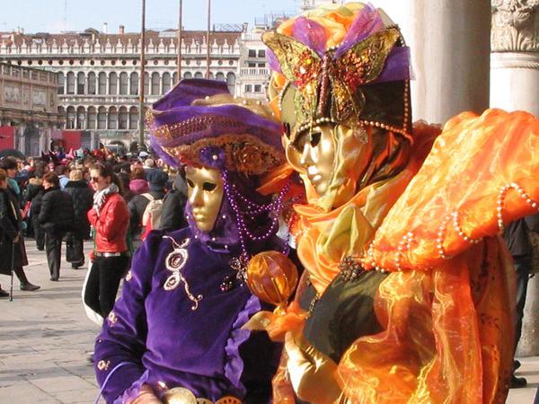 Rio,Venise ou Alost : où fêter le Carnaval ?