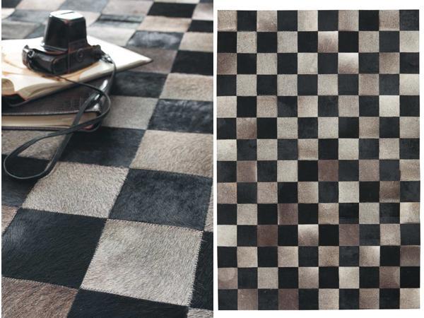 Maisons du Monde - Tapis patchwork