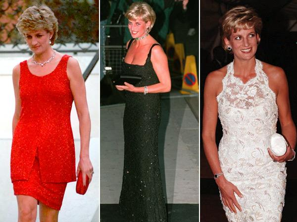 Lady Diana, 15 ans déjà
