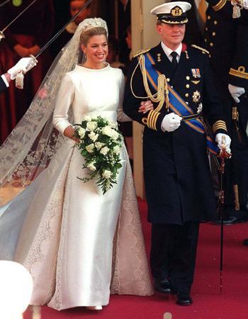 Prins Willem Alexander En M 225 Xima Koninklijke Bruiloften