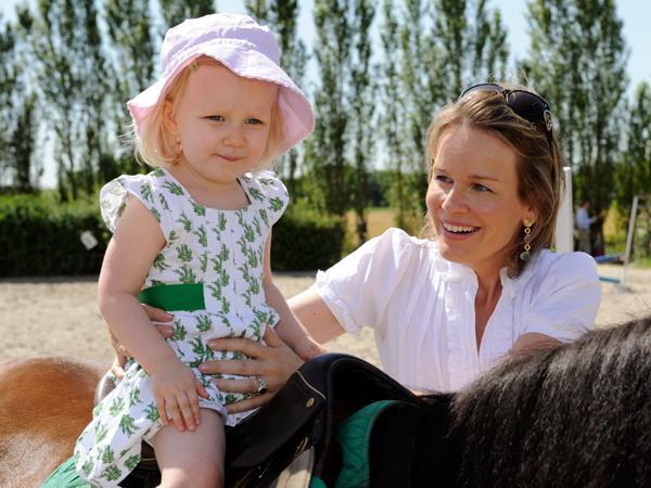 Prinses el onore van belgi prinsen en prinsessen for Marie claire belgie