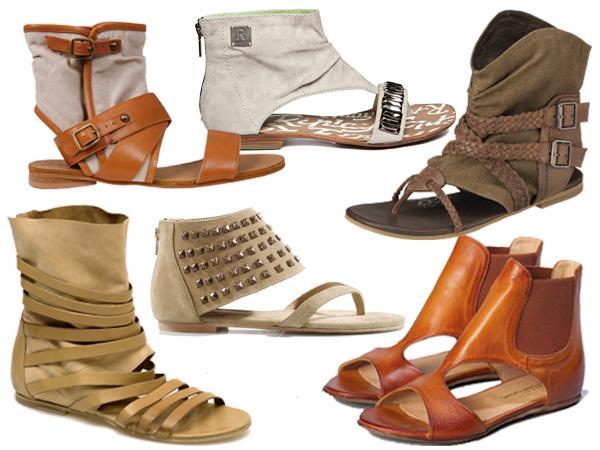 Bottes,sandales