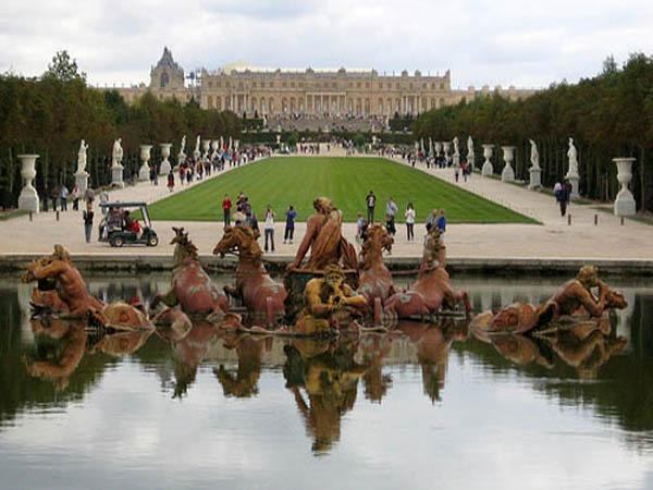 Tuinen Van Versailles S Werelds Mooiste Tuinen Skynetbe