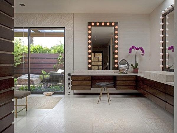 Badkamer - Huis Jennifer Aniston verkocht