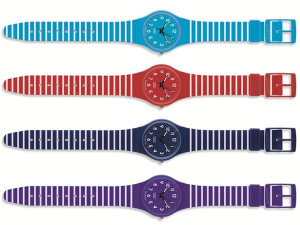 Collection Swatch Swatch Stripes Collection