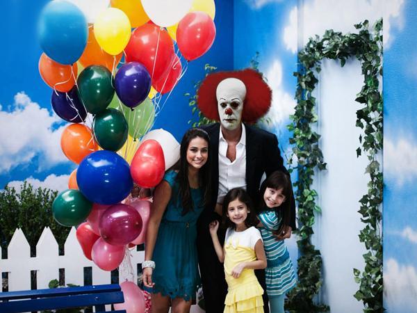 9 De Killer Clown Look De Halloween Look 10 Make Up Tips