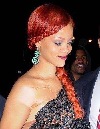Tresses Rihanna