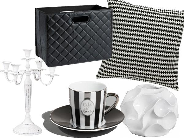 Zwart wit kleur je interieur for Interieur zwart wit