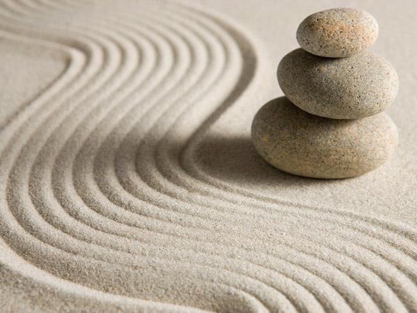 De steen als rustpunt 10 tips voor een natuurlijk interieur for Interieur steen