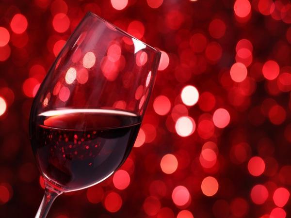 Buvez du vin rouge