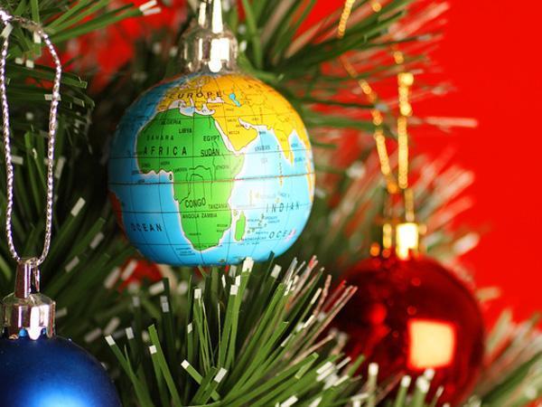 Kerstmis wereldwijd