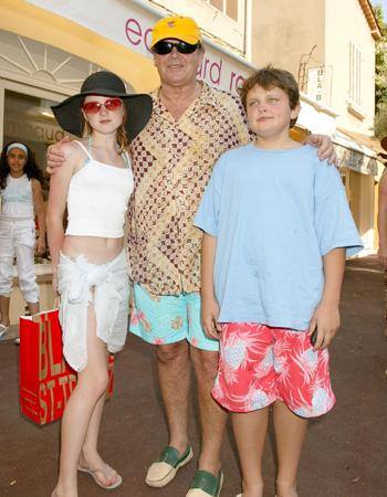 Jack Nicholson Papas Op Leeftijd