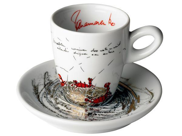 Nespresso Tassen Te Koop : Panamarenko kopjes best of januari