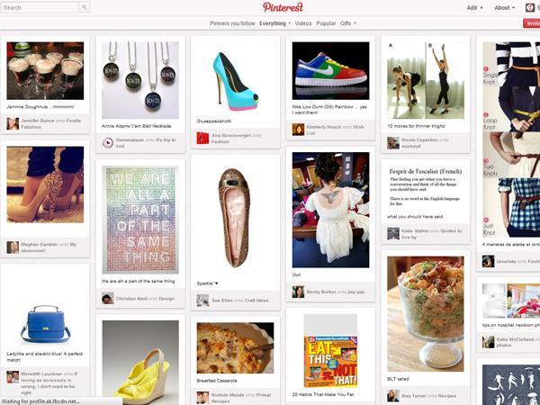 Pinterest, mode d'emploi !
