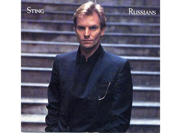 Sting Russian From The Album 47