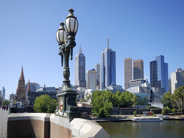8. Melbourne (Australië)