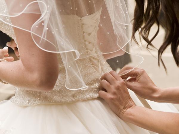 Tendances : robes de mariée de 2012
