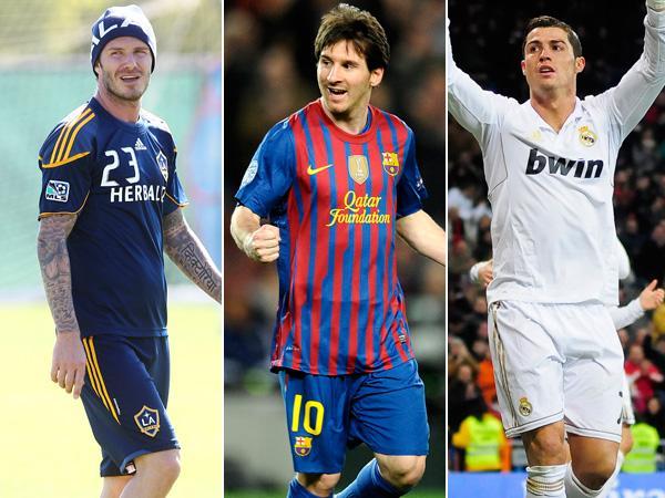 Les joueurs de foot les mieux payés