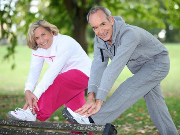 Il n'y a pas d'âge pour faire de l'exercice