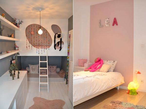 La chambre de ses r ves une super chambre pour les enfants - Deco kamer kind gemengd ...