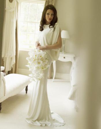 Photo robe de mariee angelina joli