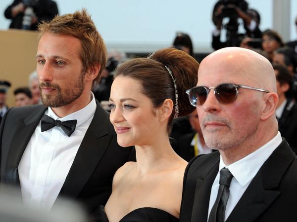 Matthias Schoenaerts verovert Cannes