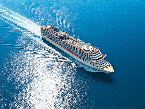 Merveilleux séjour en Méditerranée