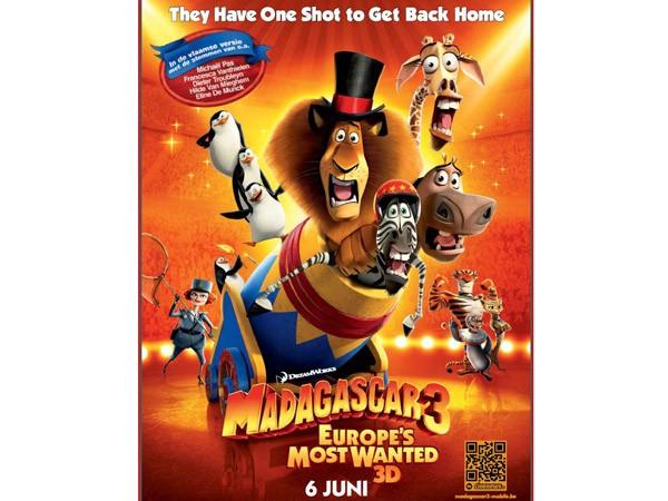 Ontdek Madagascar 3!