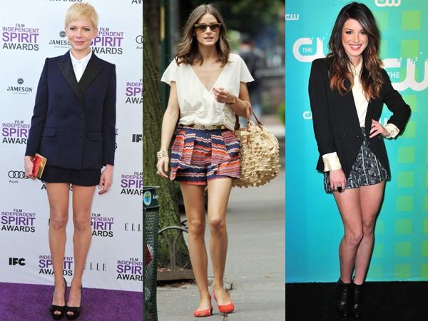Comment porter le short avec style ?