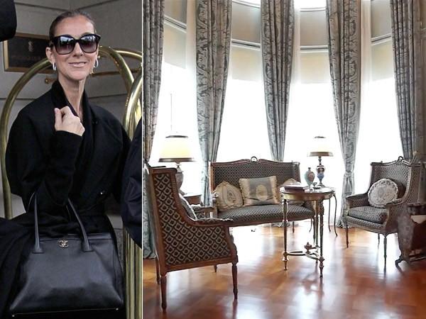 Le manoir de Céline Dion