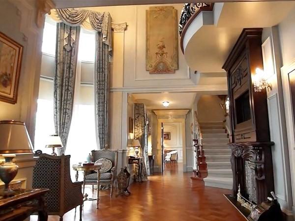 Luxueuze stijl binnenkijken bij c line dion - Stijl des maisons ...