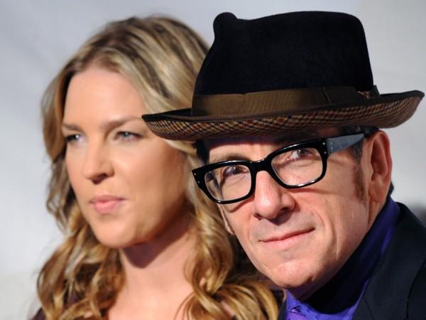 Elvis Costello en Diana Krall