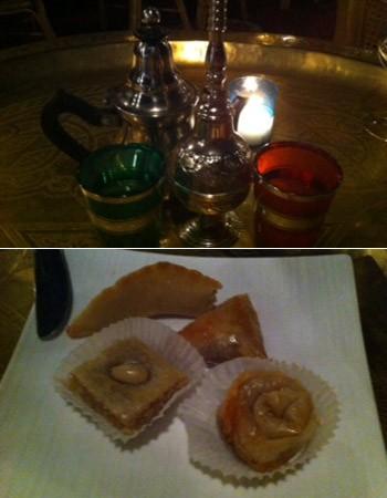 Marokkaanse zoetigheden